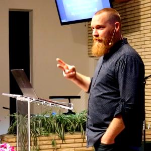 Zach Speegle Preaching 2