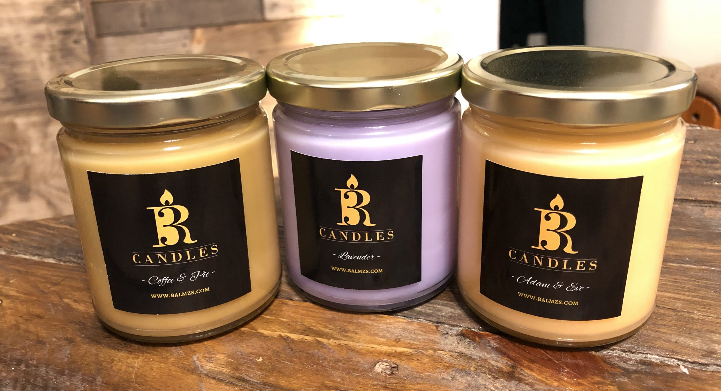 3R Candles